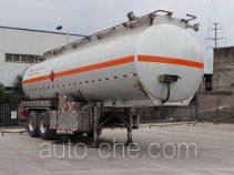 CIMC Tonghua THT9290GYYD aluminium oil tank trailer