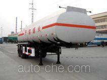 CIMC Tonghua THT9291GHY chemical liquid tank trailer