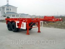 CIMC Tonghua THT9291TJZ container carrier vehicle