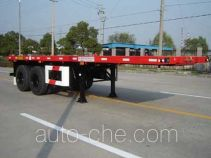 CIMC Tonghua THT9291TJZP container carrier vehicle
