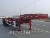 CIMC Tonghua THT9292TJZ container carrier vehicle