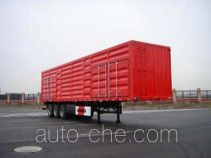 CIMC Tonghua THT9330XXY box body van trailer