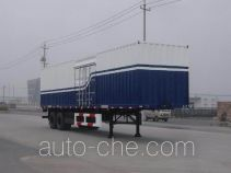 CIMC Tonghua THT9331XXY box body van trailer