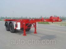 CIMC Tonghua THT9280TJZ container carrier vehicle