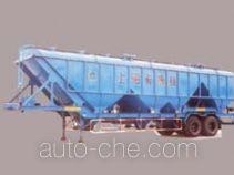通华牌THT9340G01型碳黑运输半挂车