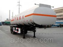 CIMC Tonghua THT9340GHY chemical liquid tank trailer