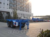 CIMC Tonghua THT9340TJZ container transport trailer