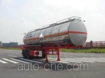 CIMC Tonghua THT9343GHY chemical liquid tank trailer
