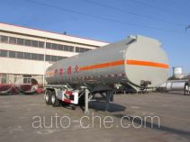 Tonghua oil tank trailer
