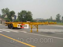 CIMC Tonghua THT9350TJZ02 container transport trailer