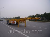 CIMC Tonghua THT9350TJZ03 container transport trailer