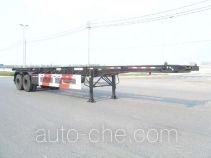 CIMC Tonghua THT9352TJZ container transport trailer