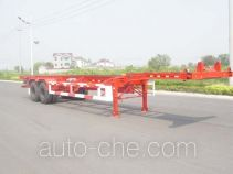 CIMC Tonghua THT9354TJZ container carrier vehicle