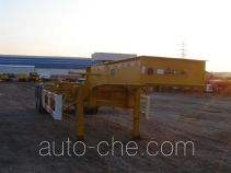 CIMC Tonghua THT9355TJZ container transport trailer