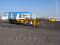 CIMC Tonghua THT9360TJZL container transport trailer