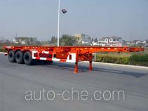 CIMC Tonghua THT9402TJZ container transport trailer