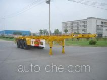 CIMC Tonghua THT9370TJZL container transport trailer