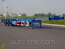 CIMC Tonghua THT9371TJZ container carrier vehicle