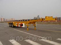 CIMC Tonghua THT9371TJZL container transport trailer