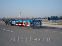 CIMC Tonghua THT9372TJZ container carrier vehicle
