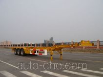 CIMC Tonghua THT9372TJZL container transport trailer