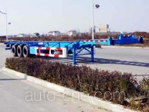 CIMC Tonghua THT9373TJZ container transport trailer