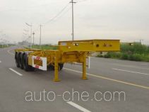 CIMC Tonghua THT9380TJZ container transport trailer