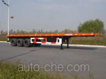 CIMC Tonghua THT9401TJZP container carrier vehicle