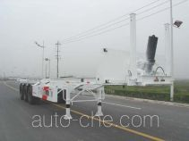 CIMC Tonghua THT9380ZJZ container carrier vehicle