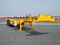 CIMC Tonghua THT9382TJZ container carrier vehicle
