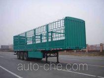 通华牌THT9392CLX型仓栅式运输半挂车