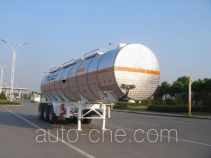 CIMC Tonghua THT9400GFWA corrosive materials transport tank trailer