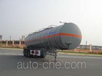 CIMC Tonghua THT9400GRYE flammable liquid tank trailer