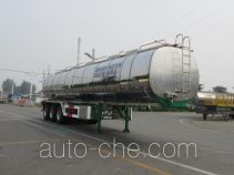 CIMC Tonghua THT9400GYS liquid food transport tank trailer