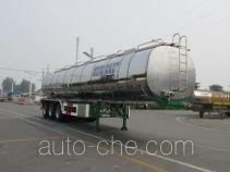 通华牌THT9400GYS型液态食品运输半挂车