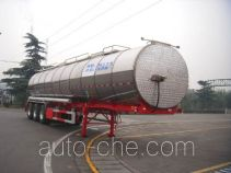 CIMC Tonghua THT9400GYSC liquid food transport tank trailer