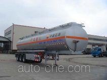 CIMC Tonghua THT9400GYYA aluminium oil tank trailer