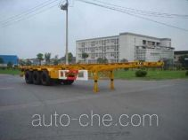 CIMC Tonghua THT9400TJZ container transport trailer