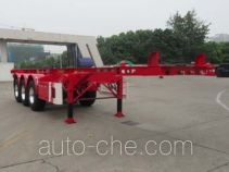 CIMC Tonghua THT9401TJZA01 container transport trailer