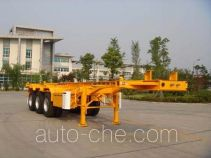 CIMC Tonghua THT9401TJZB container transport trailer