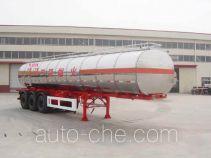 CIMC Tonghua THT9402GHY chemical liquid tank trailer