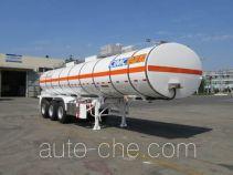 CIMC Tonghua THT9402GRYG flammable liquid tank trailer