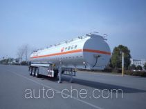 CIMC Tonghua THT9402GYYH aluminium oil tank trailer