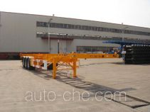 CIMC Tonghua THT9402TJZ02 container transport trailer