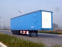 CIMC Tonghua THT9402XXY box body van trailer