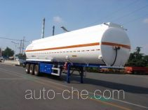 CIMC Tonghua THT9403GYYH полуприцеп цистерна алюминиевая для нефтепродуктов