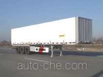 CIMC Tonghua THT9403XXY box body van trailer