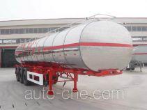 通华牌THT9404GHY型化工液体运输半挂车
