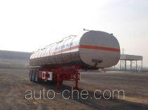 CIMC Tonghua THT9404GRYG flammable liquid tank trailer