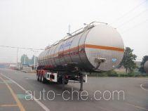 CIMC Tonghua THT9404GYS liquid food transport tank trailer